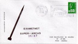 ★ FRANCE - EXAMETNET SUPER ARCAS 35-87 (F54) - Europe