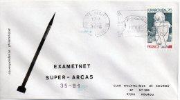 ★ FRANCE - EXAMETNET SUPER ARCAS 35-91 (F58) - Europe