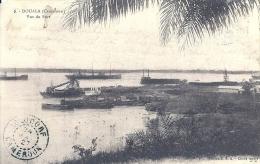 AFRIQUE - CAMEROUN - DOUALA - Vue Du Port - Cameroun