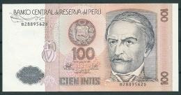 PERU 1987 100 INTIS P133 UNC -G - Peru