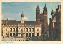 CPSM Magdeburg-Altmarkt   L1344 - Magdeburg