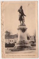 CPA/V533/CHAUMONT STATUE DE PHILIPPE LEBON 1904 - Chaumont