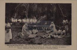DAHOMEY - Mission Africaines De Lyon - Le Repos Sous Les Cocotiers - Religieuses De Vénissieux (France - Rhône - D-69). - Dahomey