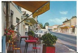 R: Gironde :  CAVIGNAC  : Rue  Principale - France