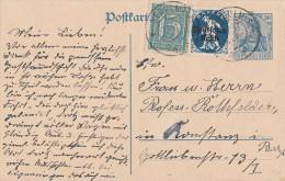 DR GS Zfr. Minr.128,160 Neuulm 30.6.22 - Briefe U. Dokumente