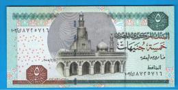 EGIPTO - EGYPT -  5 Pound 2005 SC  P-63 - Egipto