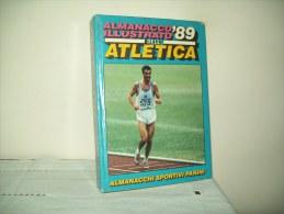 Almanacco Illustrato Dell'Atletica  (Panini 1989) - Atletica