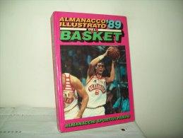 Almanacco Illustrato Del Basket  (Panini 1989) - Atletica