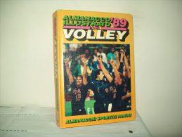 Almanacco Illustrato Del Volley  (Panini 1989) - Atletica