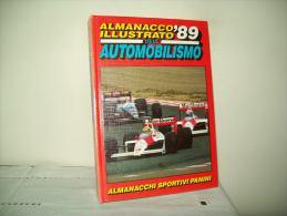 Almanacco Illustrato Dell'Automobilismo  (Panini 1989) - Atletica