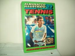 Almanacco Illustrato Del Tennis  (Panini 1989) - Atletica
