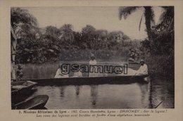 DAHOMEY - Mission Africaines De Lyon - Les Rives Des Lagunes Sont Bordées De Forêts D´une Végétation Luxuriante. - Dahomey