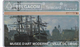S 59 Musée D´Art Moderne Liege 303 E  Used - Ohne Chip