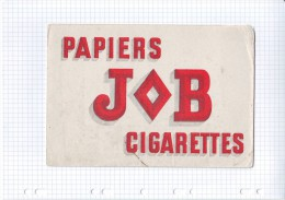 8 - BUVARD CIGARETTE TABAC PAPIER JOB - Tabac & Cigarettes