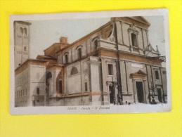 IMOLA IL DUOMO DEL 1921 VIAGGIATA OTTIMO STATO - Imola