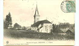 52* FRECOURT L'eglise - France