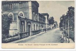 4711-LIVORNO-CASERMA CARABINIERI REALI-1937-FP - Livorno