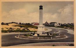 Coxyde-Bains - Koksijde Baden;  1954 Naar Watermael-Boisfort - Koksijde