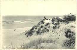 Belgique -ref A288- Coxyde Sur Mer  -surprise Par Le Photographe  -carte Bon Etat   - - Belgique