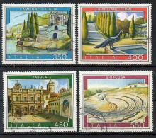 ITALIA REP. 1984 - Turismo Turistica 11a Emissione - 1981-90: Usados