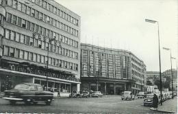 BRUXELLES - GARE CENTRALE ET BATIMENT DE LA SABENA - Stations - Zonder Treinen