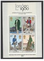 Regno Unito - 1979 - Nuovo - Mi Block 2 - Esposizione Filatelica Londra 80 - Ongebruikt