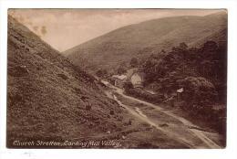 ROYAUME-UNI/ANGLETERRE/Ch Urch  Stretton,Carding Mill Valley/réf:4632 - Shropshire