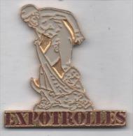 Beau Pin's , Expotrolles , Paris , Homme Nu - Cities