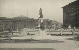 Postcard Liverpool Picton Library & Monument 1906 #22 - Liverpool