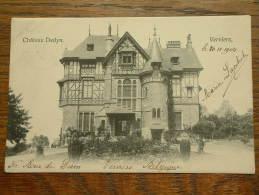 Château DEDYN Verviers / Anno 1904 ( Zie Foto Voor Details ) !! - Verviers