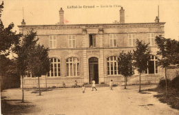 LIFFOL LE GRAND (88) école De Filles - Liffol Le Grand