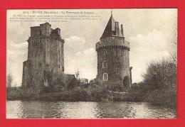 ELVEN ( Morbihan )  La Forteresse De Largoët ..... - Elven