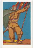 VII Battaglione Libico Ed. Boeri. Autore Angelo Canevari. Non Viagg. Formato Picc. - Regiments