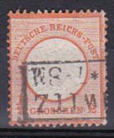 Deutsches Reich Mi.-Nr. 18 Gestempelt - Deutschland