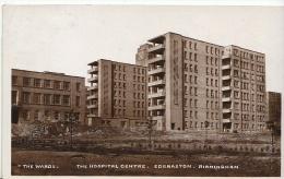 Warwickshire Postcard - The Wards - The Hospital Centre, Edgbaston, Birmingham  BE542 - Birmingham