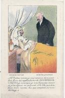 Dessin De Gottlob Edite Par La Sinapisme  MALADE ET MEDECIN -TTB - Autres Illustrateurs