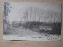 Bouray - La Route De La Gare, Près Du Lavoir - France