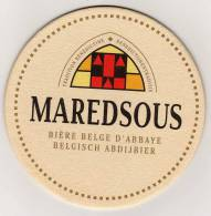 BAC10 - Maredsous - 001 - Bierdeckel