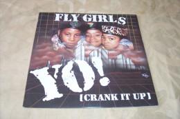 FLY GIRLS °  YO  CRANK IT UP - Rap & Hip Hop