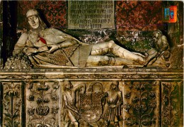 CPSM Sigüenza-Catedral-Sepulcro De Martin Vasquez De Arce   L1345 - Espagne