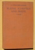 """(0210025) Winckelmann """"Geschichte Der Kunst Des Altertums"""" 300 S., Mit 10 Bildtafeln, 1925 Insel-Verlag Leipzig - Boeken, Tijdschriften, Stripverhalen"""
