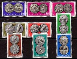 Greece 750-8  *  ANCIENT  COINS - Greece