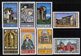 Greece 770-7  * - Unused Stamps