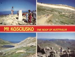 (130) Australia - NSW - Mt Kosciusko - Australia