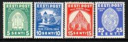 Estonia  134-7   * - Estonie