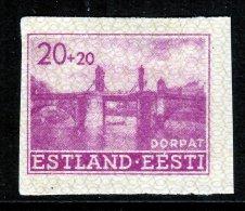 Estonia  NB 2  Imperf.  * - Estonia
