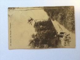 BALANGESO RITORNO DAL PASCOLO TARCHETTI 1912 VIAGGIATA - Italien