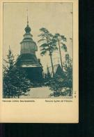 Karunan Kirkko Seurasaarella Karuna Kyrka Pa Föllsön Suomi Helsinki Sw Um 1920 - Finland