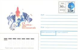 "1993. Moldova, Local OP ""30.00"" On Soviet Stamp, Falesti District, Mint/** - Moldavia"