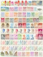 Belgie - Belgique - Z-1142 - 100  Zegels-timbres -  0,40 Euro - Collections